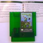 久々の新作ファミコンカセットは『ロックマン』風アクションゲーム