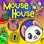 ネズミがチーズを集めるWiiウェア『Mouse House』