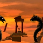 ギリシャ神話をモチーフにした横スクロールアクション『ニックスクエスト』Wiiウェアで5月11日配信