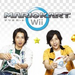 『マリオカートWii』新TVCM放送スタート、『New スーパーマリオブラザーズWii』に続き嵐を起用