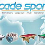 ボウリング&ビリヤードを楽しむ『Arcade Sports』はWiiウェアとiPhoneのマルチ展開