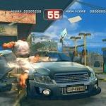 「車破壊ボーナス」攻略法を伝授 『スーパーストリートファイターIV』