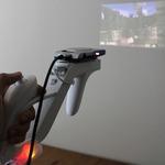 あなたの家が360度のゲーム空間に? ― Wiiザッパーを使った画期的な方式が考案される