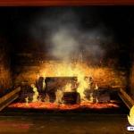 TVを暖炉にする、あったかWiiウェアが登場