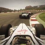 F1公認レースゲーム『F1 2010』公式サイトオープン、最新映像などが公開