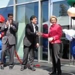 米任天堂の新社屋はエコ&ワイド-巨大会議室「マスターソード」など施設面も充実