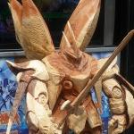 DS版『魔装機神』発売記念!木像サイバスターがメッセサンオーに召喚
