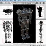 【めざせクリエイター! Shadeで始める3DCG】第5回:3Dモデリングを教わってみた:Shade11実践編
