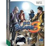 Wii版『戦国BASARA3』にコントローラPRO【クロ】同梱版も発売決定、大原&小清水の応援らじおのCD化も