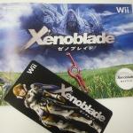 『ゼノブレイド』ガイドブック配布中、CMに出演しているAKB48のカードも