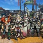 Xbox360版『モンスターハンター フロンティア オンライン』同時接続者数は3万4197人を記録