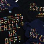 THE KING OF GAMES、新作Tシャツ『ドクターマリオ』&『クルクルランド』7月24日発売