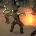 Wiiリモコンが剣になる「ロード・オブ・ザ・リング」のゲーム