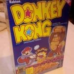 27年前の『ドンキーコング』の朝食シリアルが競売に