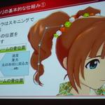 【CEDEC 2010】「『アイドルマスター2』は一から作った新作」秘密に迫る