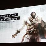 【CEDEC 2010】アサシン・クリードのゲームデザインと開発プロセス