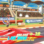 【TGS 2010】海外PSNの人気バイクアクションゲーム『Joe Danger』、2011年初頭に日本で配信