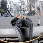 【TGS 2010】お疲れ様? 名越氏がセガブースでゴロン・・・でもファンサービスを忘れず