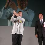 【TGS 2010】今年の日本ゲーム大賞は『NewスーパーマリオブラザーズWii』任天堂手塚氏が喜びのコメント