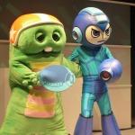 【TGS 2010】メガマンとガチャピンが夢のコラボ、その名はメガピン