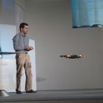 【TGS 2010】ヘリコプターが飛んだiPhoneイベント ― 「I Love iPhone」その2