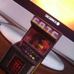 クールなWiiウェア『BIT.TRIP FATE』がアーケード版の筐体を配信?