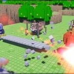 『3Dドットゲームヒーローズ』発売1周年、「PlayStation Home」に専用ラウンジがオープン