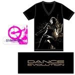 『DanceEvolution』発売記念グッズセットがコナミスタイルに登場 ― NAOKI MAEDA直筆サイン色紙付き