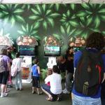 ブラジルの『ドンキーコング リターンズ』発売イベントは驚きの場所で開催