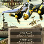 iPhone/iPod TouchにカプコンのSTG『1942 -FIRST STRIKE-』登場