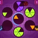 円を作って消していく忙しパズル ― DSiウェア『Frenzic』