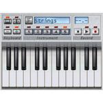 思いついたメロディーの記録にも使える、DSiウェア『あなたの楽々エレクトロニックキーボード』