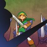 海外ファンが描いたアニメ風『ゼルダの伝説』