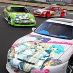 『ドリームクラブ ZERO』1月も東京・大阪でイベント開催、痛車も登場