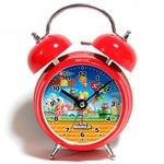 チックタックロック「NewスーパーマリオブラザーズWii 目覚まし時計」・・・週刊マリオグッズコレクション第121回