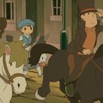『レイトン教授と奇跡の仮面』、新モード「きょくげいウサギ」「乗馬モード」のプレイ動画公開