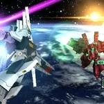 3DSにガンダム参戦!『ガンダム ザ・スリーディーバトル』