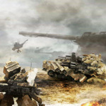 『ARMORED CORE V』画面写真と共にゲームの特徴をご紹介