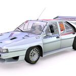 日本版『WRC -FIA World Rally Championship-』には「グループBカー」を収録