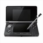 ニンテンドー3DS コスモブラックの画像