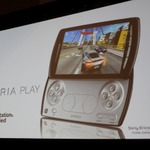 【GDC2011】「Xperia Play」の戦略をソニー・エリクソンが語る