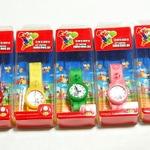 選べる20種類のラインナップ「マリオの腕時計」・・・週刊マリオグッズコレクション第127回
