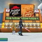 『ファンタシースターポータブル2i』今度はピザハットとコラボ