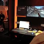 【GDC2011】クラウドゲームの世界が着々と・・・ゲーム機不要の「OnLive」最新アップデート