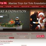 【東日本大地震】アメリカ海兵隊、避難所の子供たちにおもちゃ1500個を贈る