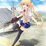 「台風」が退屈な学園生活を楽しくする!『さかあがりハリケーン Portable』発売決定