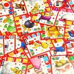 シールが全部で40種類!「スーパーマリオ シールコレクション」・・・週刊マリオグッズコレクション第129回