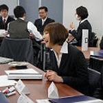 ゲームデベロッパー4社が共同で新卒社員研修を実施