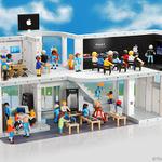 超精巧に作られたレゴ風アップルストアが凄い