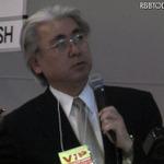 【FINETECH JAPAN 2011】現実感を味わえる映像の研究も・・・NHK技研副所長 藤沢秀一氏